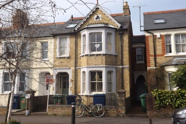 Thumbnail Terraced house to rent in Divinity Road, Oxford
