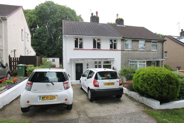 Thumbnail Semi-detached house for sale in Blandford Road, Efford
