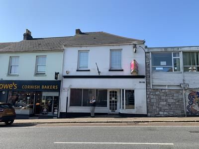 Thumbnail Retail premises to let in Ground Floor, 111-113 Fore Street, Saltash, Cornwall