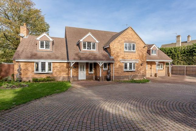 Thumbnail Detached house for sale in Uffington Road, Stamford