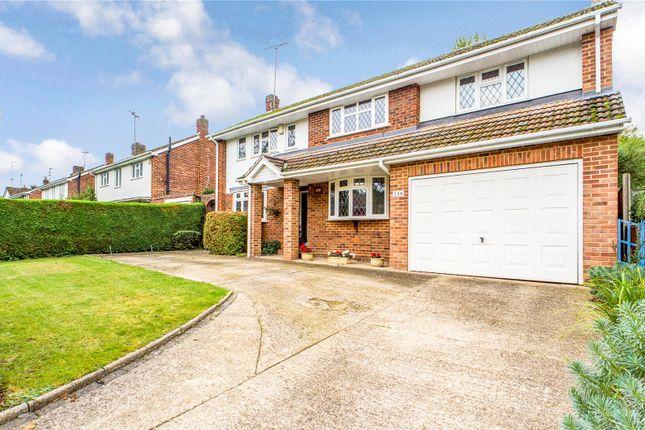 Detached house for sale in Overdown Road, Tilehurst, Reading, Berkshire