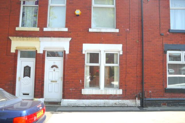 Thumbnail Terraced house to rent in Pelham Street, Ashton-Under-Lyne