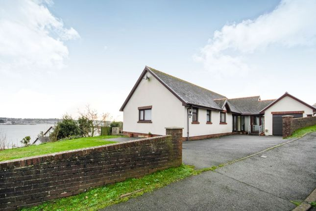 Thumbnail Detached bungalow for sale in Barnlake Point, Burton, Milford Haven