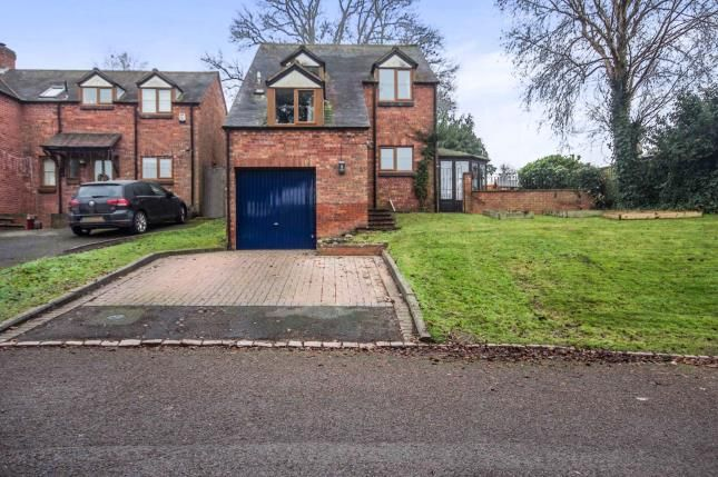 Thumbnail Detached house for sale in Parsonage Close, Bishops Tachbrook, Leamington Spa, England