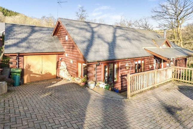 Thumbnail Detached house for sale in Oakmead Road, Llanharan, Pontyclun, Mid Glamorgan
