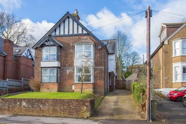 Thumbnail Semi-detached house to rent in Amersham Road, High Wycombe