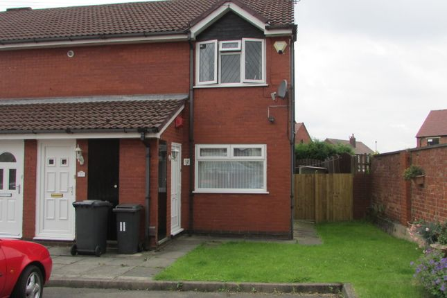 Thumbnail Flat to rent in Longmeadow Grove, Denton