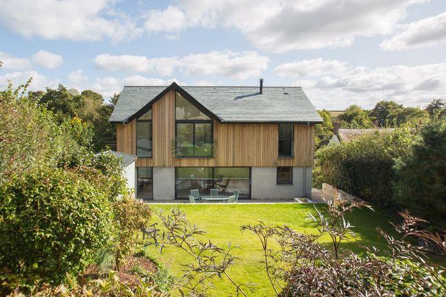 Thumbnail Detached house for sale in Highclere, Sampford Courtenay, Okehampton