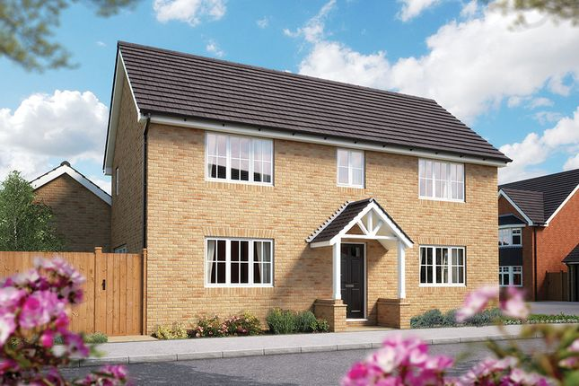 "Thumbnail Link-detached house for sale in ""The Millow"" at Campton Road, Shefford"
