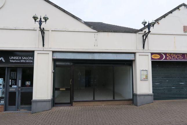 Thumbnail Restaurant/cafe to let in Baddeley Court, Newport, Shropshire