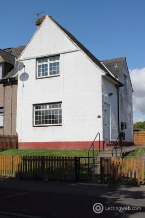 Thumbnail Semi-detached house to rent in Backmarch Road, Rosyth, Fife