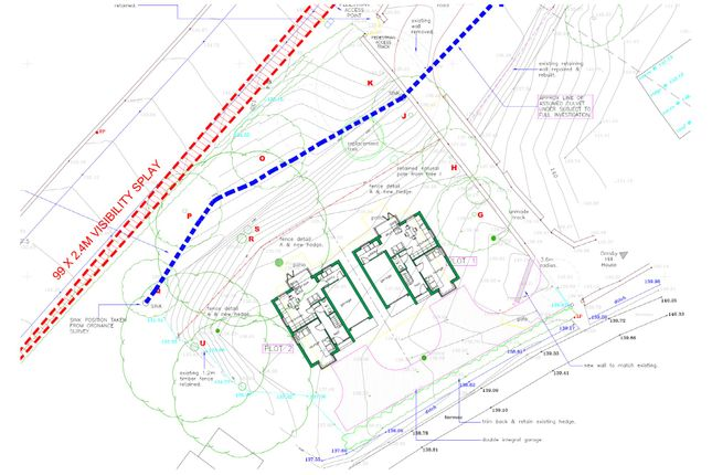 Thumbnail Land for sale in Ornsby Hill, Lanchester, Durham