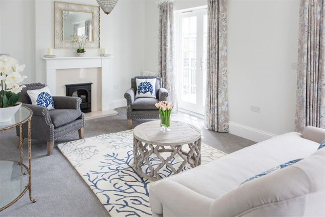 Thumbnail End terrace house for sale in Liscombe Street, Poundbury, Dorchester