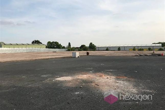 Thumbnail Land to let in Regent Park, Charles Street, Willenhall