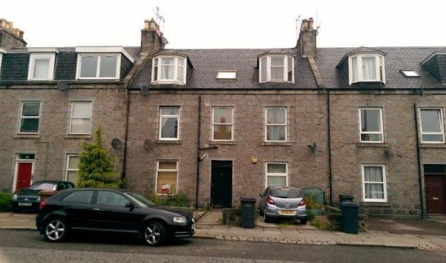 Thumbnail Flat to rent in Holburn Road, Aberdeen