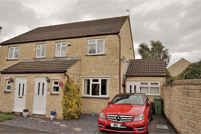 Thumbnail Semi-detached house for sale in Azalea Drive, Cheltenham