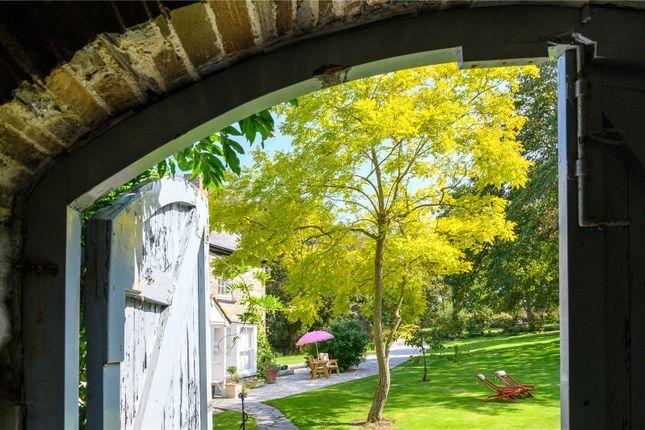 Garden Gates of Vicarage Hill, Tintagel, Cornwall PL34