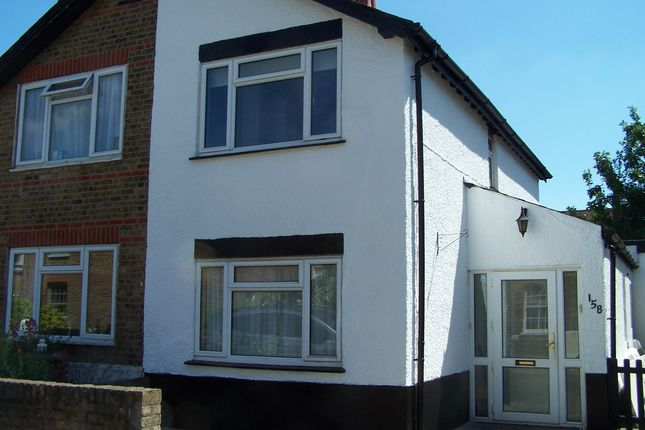 Semi-detached house for sale in Victor Road, Penge, London