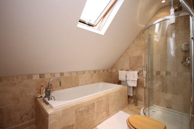 Bathroom of Byley, Middlewich CW10