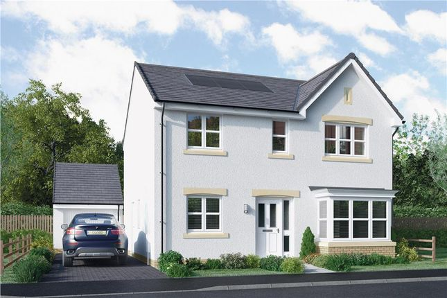 """Thumbnail Detached house for sale in """"Grant"""" at Bellenden Grove, Dunblane"""