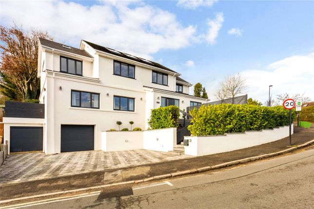 Thumbnail Detached house for sale in Hornchurch Hill, Whyteleafe, Surrey