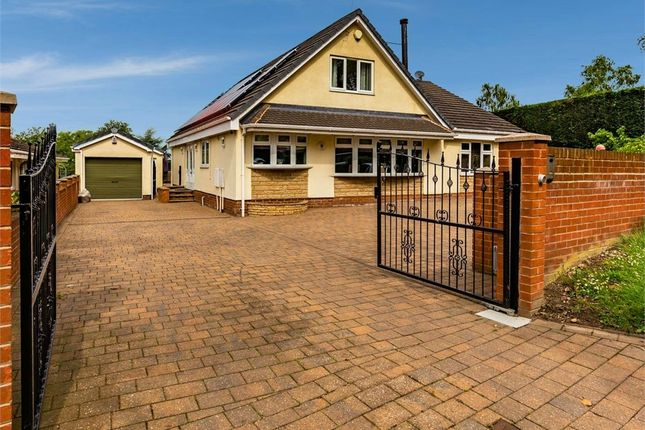 Detached bungalow for sale in Church Lane, Barnburgh, Doncaster, South Yorkshire