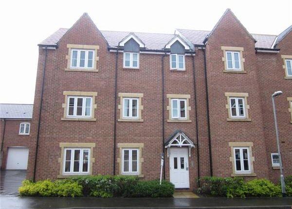 Thumbnail Flat to rent in Paulls Close, Martock