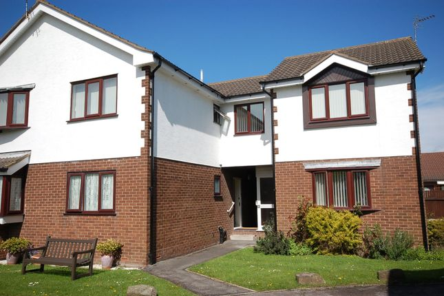 Thumbnail Flat to rent in Mooreview Court, Blackpool, Lancashire