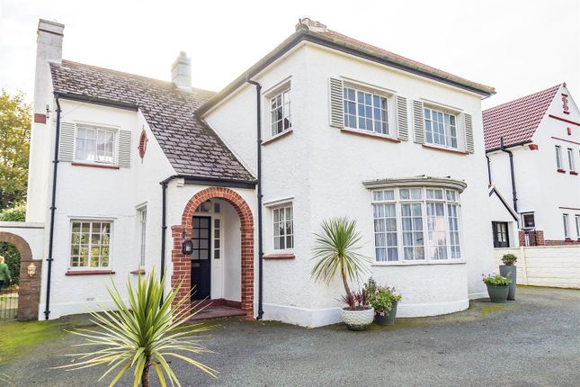 Thumbnail Detached house for sale in Merlins Hill, Haverfordwest