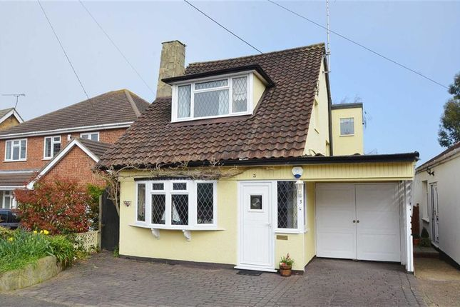 Thumbnail Detached house for sale in The Crescent, Benfleet, Essex