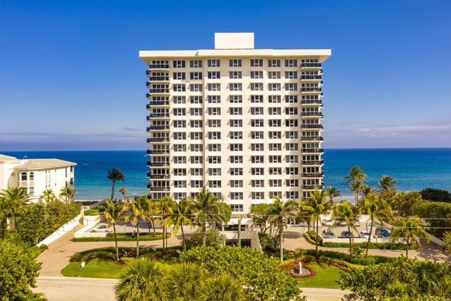Thumbnail Town house for sale in 2066 N Ocean Boulevard, Boca Raton, Florida, United States Of America