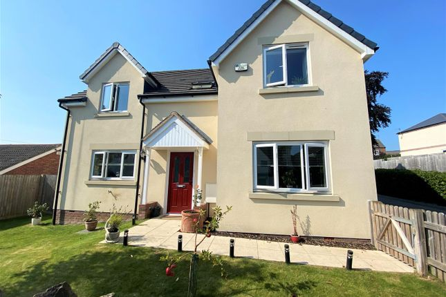Thumbnail Detached house for sale in Copper Beech Close, Coleford
