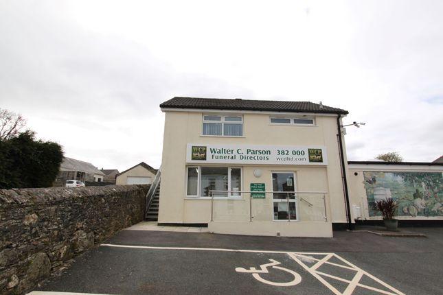 Thumbnail Flat to rent in Saltash Road, Callington