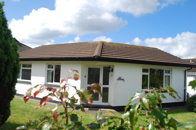 Thumbnail Detached bungalow for sale in Orchard Way, Goldsithney, Penzance