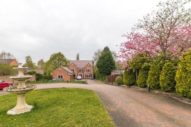 Thumbnail Detached house for sale in Bawtry Road, Bessacarr, Doncaster, South Yorkshire