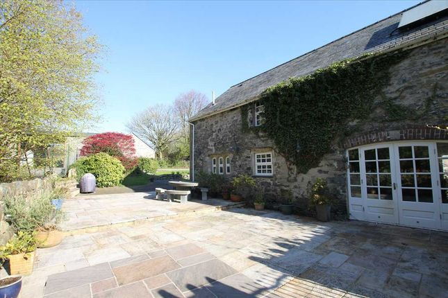 Thumbnail Detached house for sale in Menai Bridge