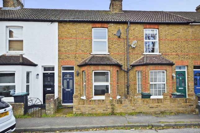 Thumbnail Terraced house to rent in Garden Road, Abbots Langley