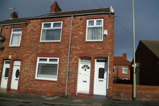 Thumbnail Flat to rent in Prince Consort Road, Hebburn