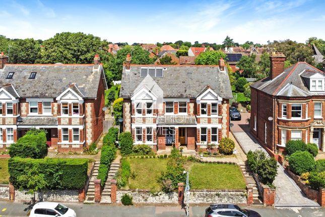 Thumbnail Semi-detached house for sale in Maldon Road, Lexden, Colchester