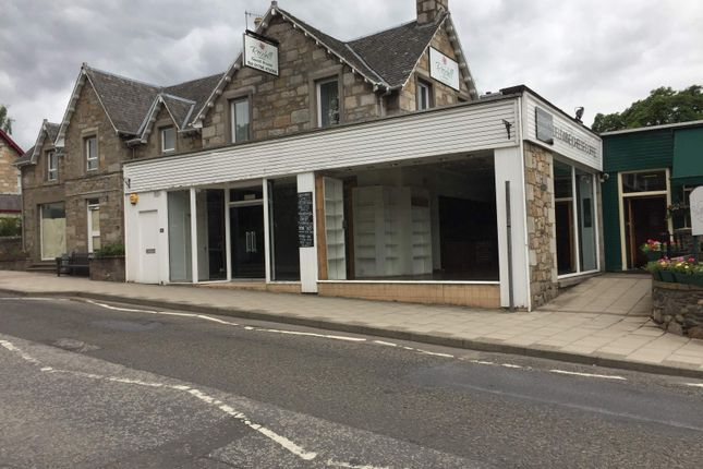 Thumbnail Retail premises to let in 45 Atholl Road, Pitlochry