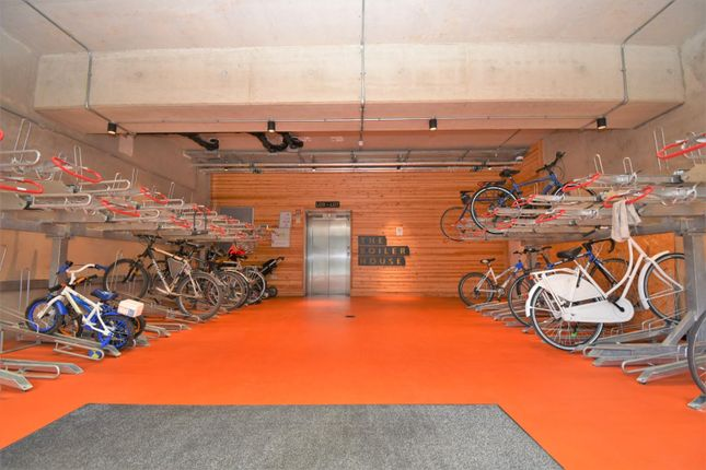 Bike Store of The Boiler House, Material Walk, Hayes UB3