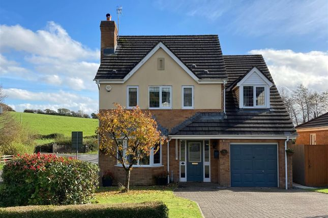 Thumbnail Detached house for sale in Maes Y Ffynnon, Llannon, Llanelli