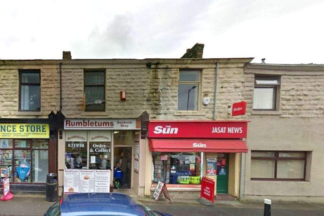 Thumbnail Retail premises for sale in Whalley Road, Clayton Le Moors, Accrington