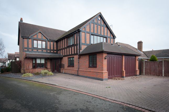 Detached house for sale in The Green, Sutton Coldfield