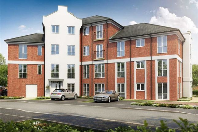 Thumbnail Flat for sale in Garratt House, Cissbury Chase, Worthing, West Sussex