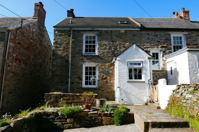 Thumbnail Semi-detached house for sale in Vicarage Road, St. Agnes