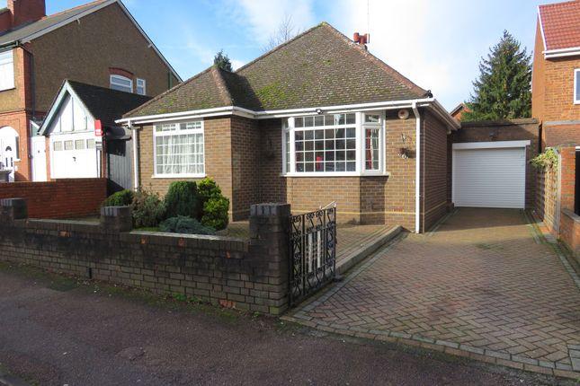 Thumbnail Detached bungalow for sale in Compton Avenue, Leagrave, Luton