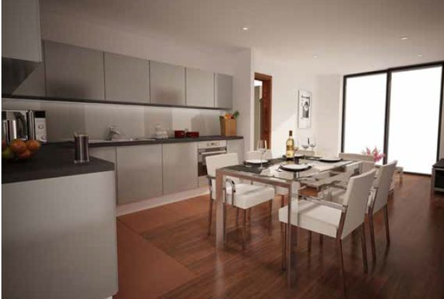 Thumbnail Flat for sale in Quebec Road, Norwich