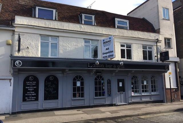 Thumbnail Restaurant/cafe to let in Tindal Street, Chelmsford