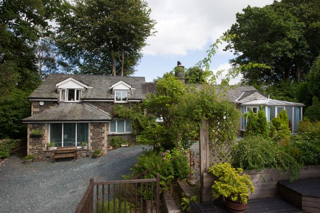 Thumbnail Detached house for sale in Birthwaite Cottage, Birthwaite Road, Windermere